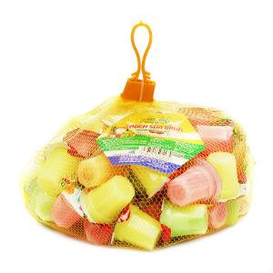 Thạch trái cây JONJON túi lưới 1Kg